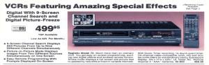 Realistic Model 72 VCR