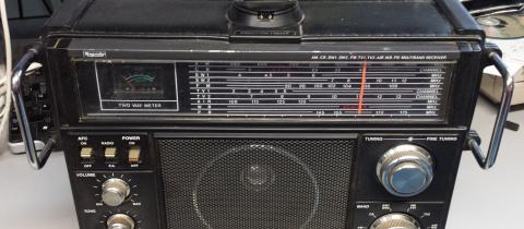 Throwback Thursday – Rhapsody RY-610 Multi-Band Radio – 1990
