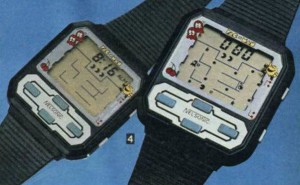 Nelsonic Pac-Man Watch