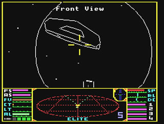 Elite for the Commodore 64