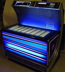 Seeburg USC1 Jukebox