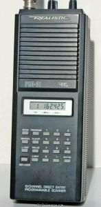 Radio Shack Realistic PRO-31