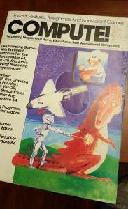 October 1983 COMPUTE! magazine